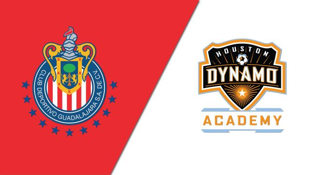 In Spanish-Chivas vs. Houston Dynamo