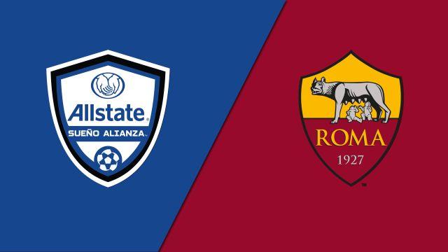 Allstate Sueno Alianza vs. AS Roma