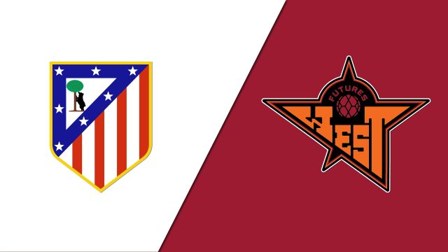 Atletico Madrid Under-14 vs. ICC West (Girls)