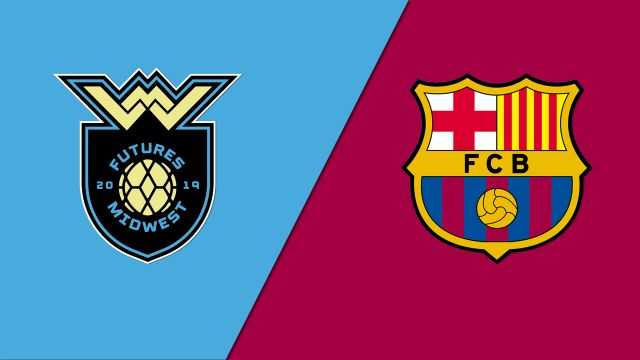 ICC Midwest vs. FC Barcelona (Girls)