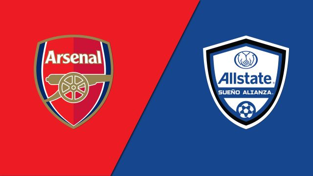Arsenal Under-14 vs. Allstate Sueno Alianza