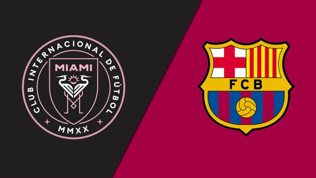 Inter Miami vs. FC Barcelona