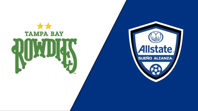 Tampa Bay Rowdies Under-14 vs. Allstate Sueno Alianza