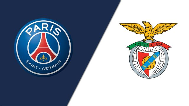 Paris Saint Germain vs. SL Benfica