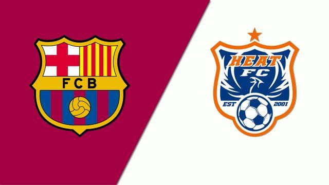 FC Barcelona vs. Heat FC Nevada (Girls)