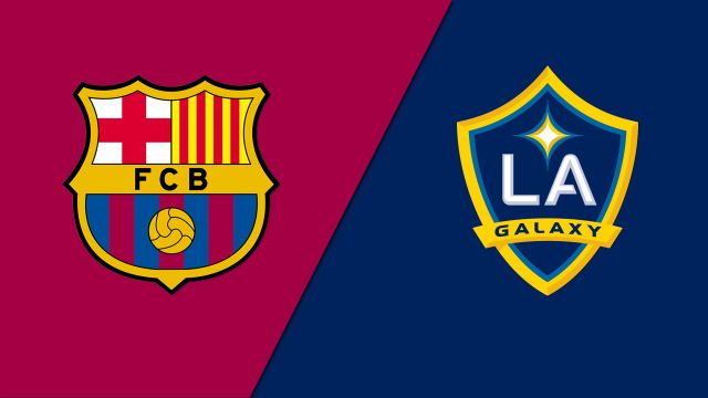 FC Barcelona vs. LA Galaxy