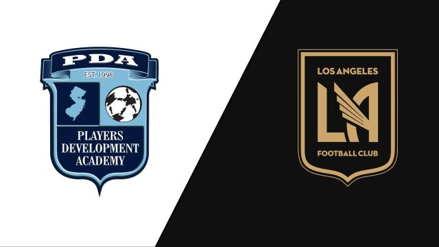 Pda vs. LAFC Slammers (Girls)