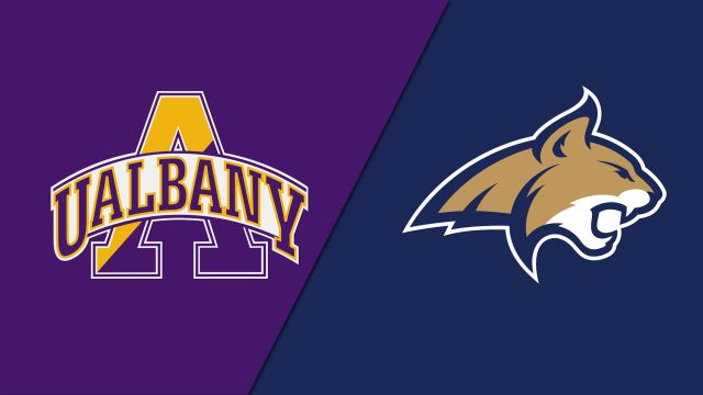 Albany vs. Montana State (Second Round) (Football)
