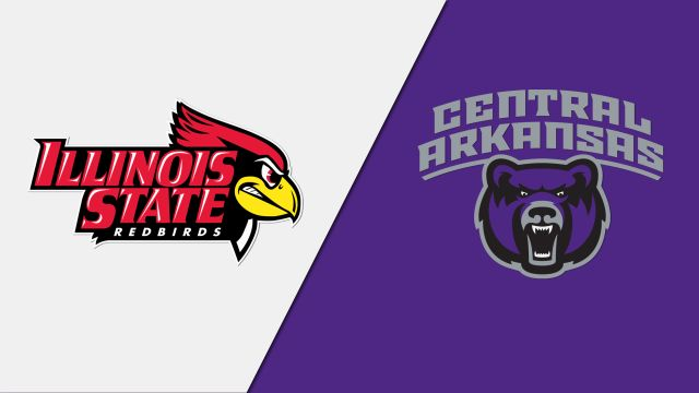 Illinois State vs. #8 Central Arkansas (Second Round) (Football)