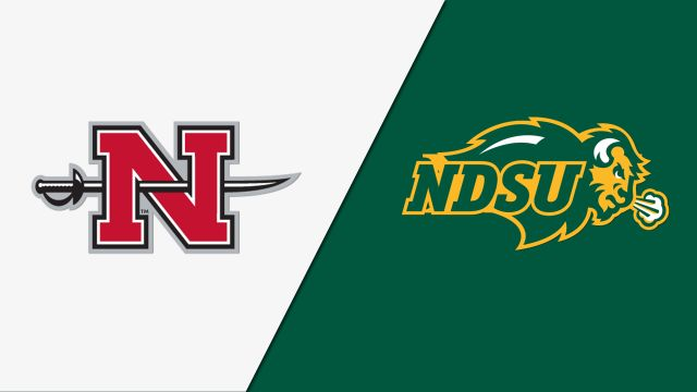 Nicholls vs. #1 North Dakota State (Second Round) (Football)