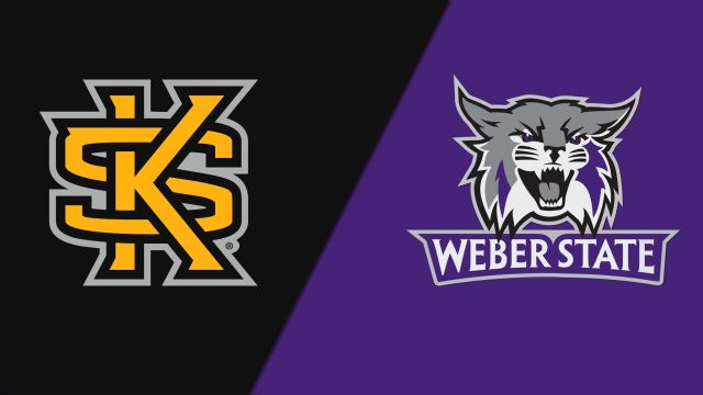Kennesaw State vs. #3 Weber State (Second Round) (Football)