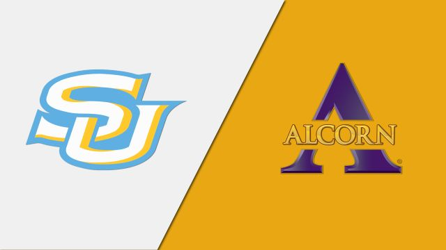 Sat, 12/7 - Southern vs. Alcorn State (Football)