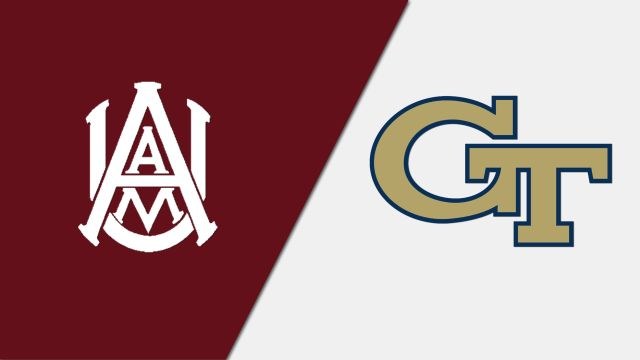 Alabama A&M vs. Georgia Tech (First Round)