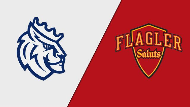 Queens (NC) vs. Flagler (First Round) (NCAA DII Women's Volleyball Tournament)