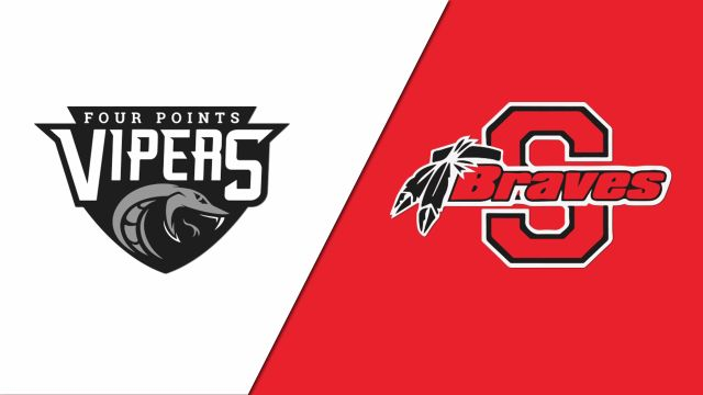Four Points Vipers (TX) vs. Souderton Braves (PA) (Quarterfinal)