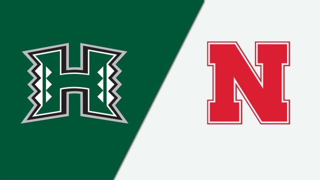 #12 Hawai'i vs. #5 Nebraska (Regional Semifinal #2) (NCAA Women's Volleyball Tournament)