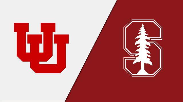 Utah vs. #3 Stanford (Regional Semifinal #2) (NCAA Women's Volleyball Tournament)
