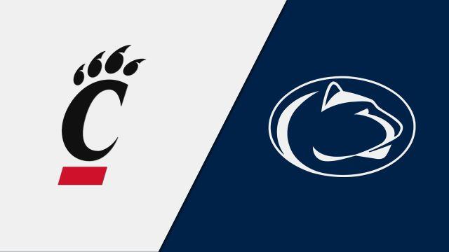 Cincinnati vs. #11 Penn State (Regional Semifinal #1) (NCAA Women's Volleyball Tournament)