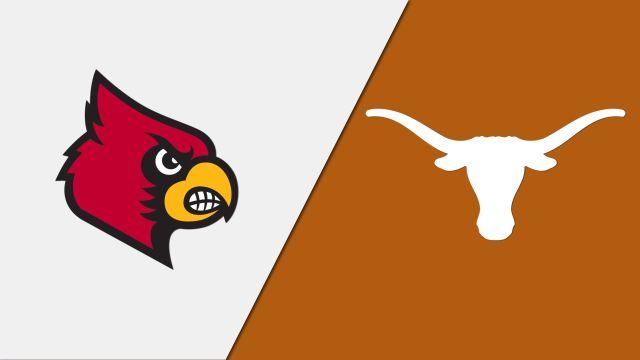 Louisville vs. Texas (Regional Semifinal #1)