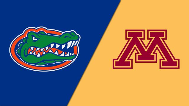 #10 Florida vs. #7 Minnesota (Regional Semifinal #2) (NCAA Women's Volleyball Tournament)