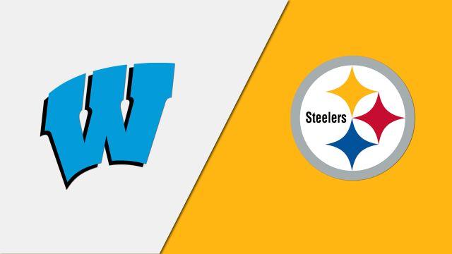 West Side Wildcats (FL) vs. Capital City Steelers (NC) (Semifinal)