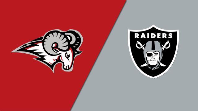 Lake Mary Rams (FL) vs. Bridgeport Raiders (CT) (Semifinal)