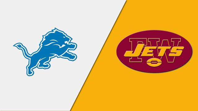 Sat, 12/14 - Brick City Lions (NJ) vs. Far West Jets (AZ) (Championship)