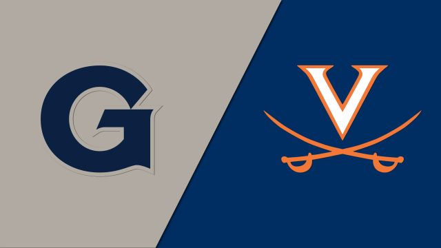 In Spanish-Georgetown vs. Virginia (Final) (NCAA Men's Soccer Championship)