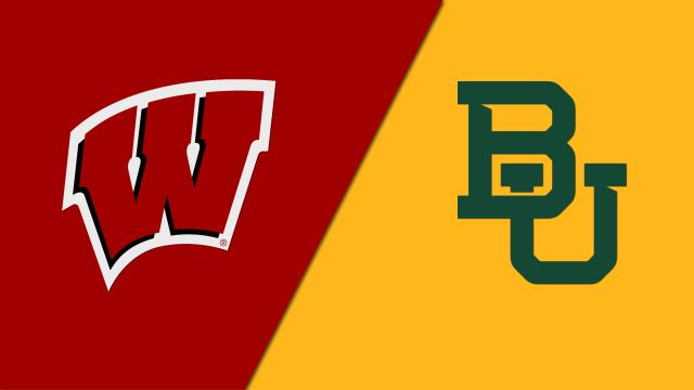 Wisconsin vs. Baylor (Semifinal #1) (NCAA Women's Volleyball Tournament)