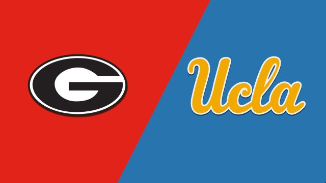 #15 Georgia vs. #2 UCLA (Softball)