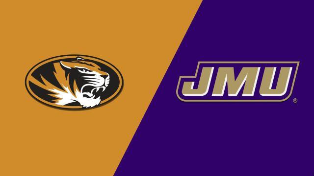 #18 Missouri vs. #20 James Madison (Softball)