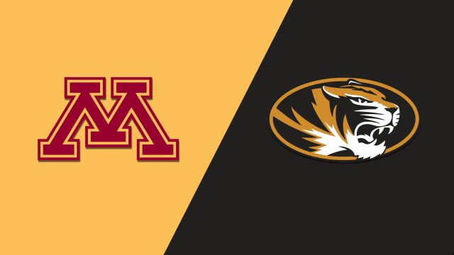 #13 Minnesota vs. #18 Missouri (Softball)