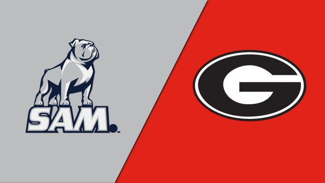 Samford vs. #18 Georgia (Softball)