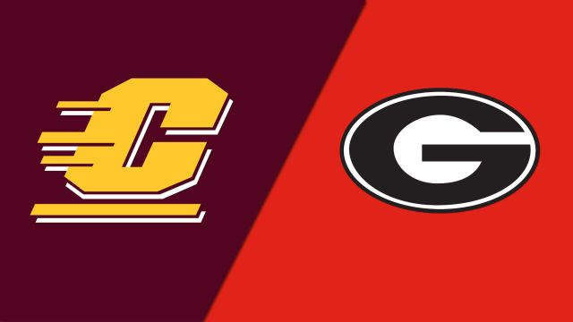 Central Michigan vs. #18 Georgia (Softball)