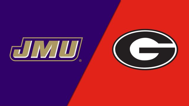 #21 James Madison vs. #18 Georgia (Softball)