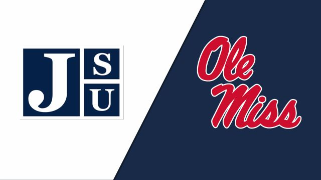 Jackson State vs. Ole Miss (Softball)
