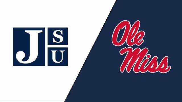 Jackson State vs. Ole Miss (Softball)