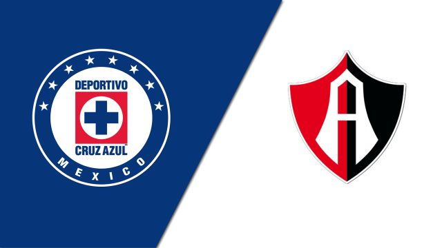 In Spanish-Cruz Azul vs. Club Atlas de Guadalajara (Jornada 1) (Liga MX)