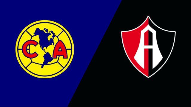 Sat, 2/15 - In Spanish-Club América vs. Club Atlas de Guadalajara (Jornada 6) (Liga MX)