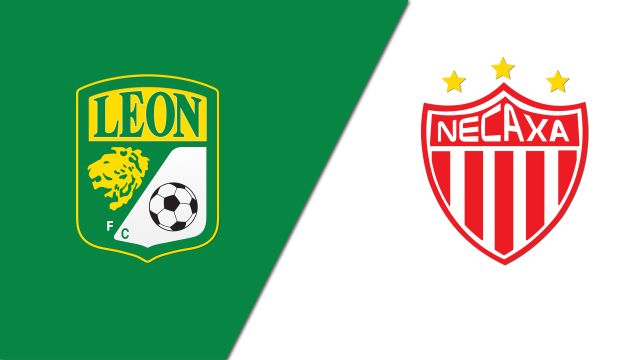 In Spanish-Club León vs. Necaxa (Jornada 7) (Liga MX)