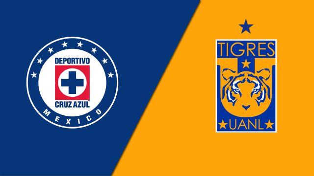 In Spanish-Cruz Azul vs. Tigres UANL (Jornada 7) (Liga MX)