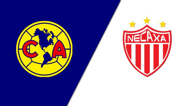 In Spanish-Club América vs. Necaxa (Jornada 8) (Liga MX)