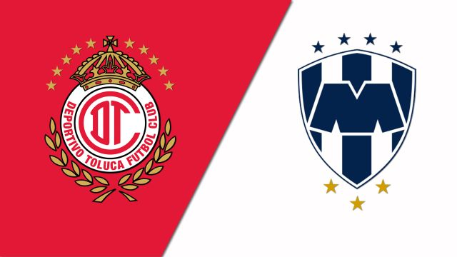 Fri, 2/28 - In Spanish-Toluca vs. Monterrey (Jornada 8) (Liga MX)