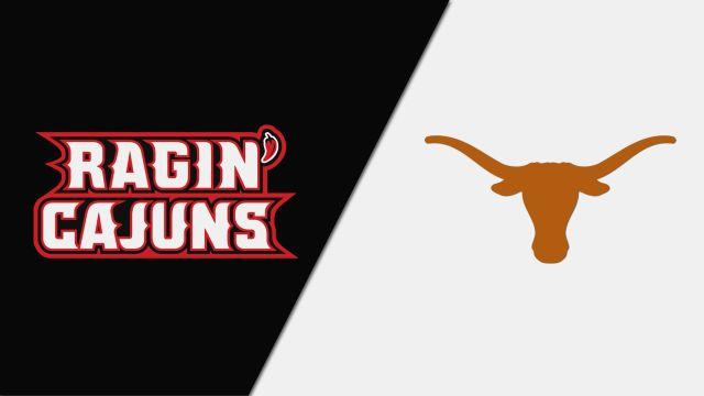 #9 Louisiana vs. #3 Texas (Softball)