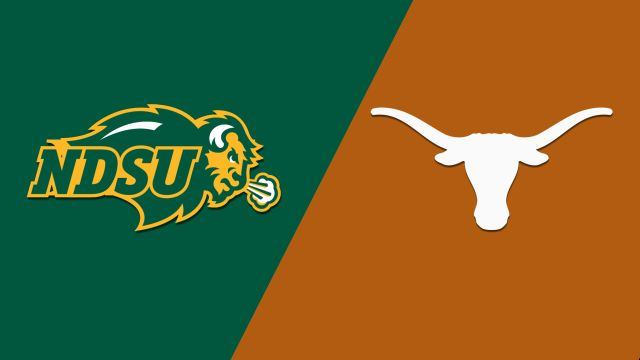 North Dakota State vs. #4 Texas (Softball)