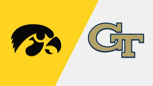 Iowa vs. Georgia Tech (Softball)