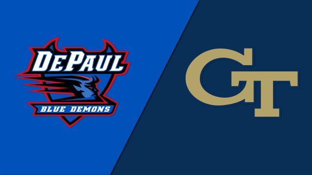 DePaul vs. Georgia Tech (Softball)