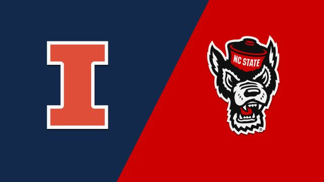 Illinois vs. NC State (Softball)