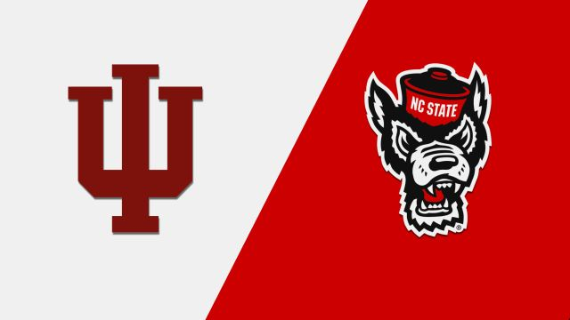 Indiana vs. NC State (Softball)