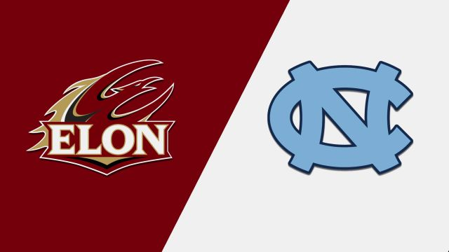 Elon vs. North Carolina (Softball)